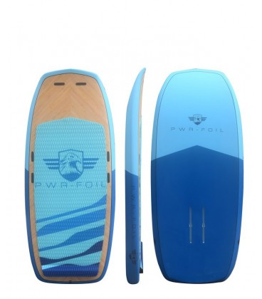 Sup-Foil Board 5'1 Rigide Classic version Pwrfoil FOIL & WINGFOIL
