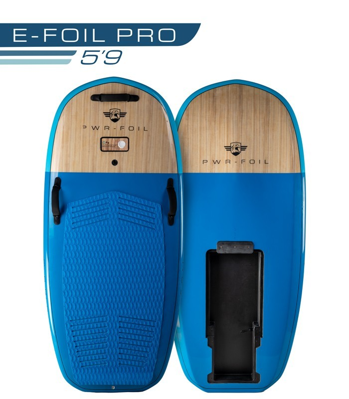 E-Foil Board 5'7 Rigide Pro version Pwrfoil BOARDS