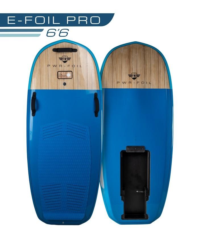 E-Foil Board 6'6 Rigide Pro version Pwrfoil BOARDS